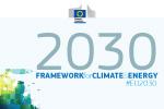 EU announces 2030 climate and energy framework