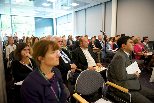 Sustainability, algae, asian markets and more – highlights from side events at EUBC&E
