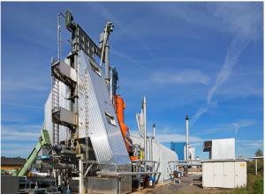 Torrec Ltd. torrefaction plant