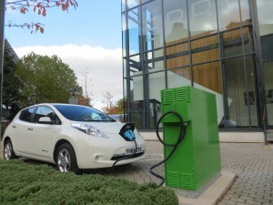 Electric vehicle Credit: EBRI