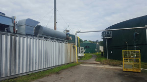 WELTEC Biogas Plant Credit: Weltec Biopower