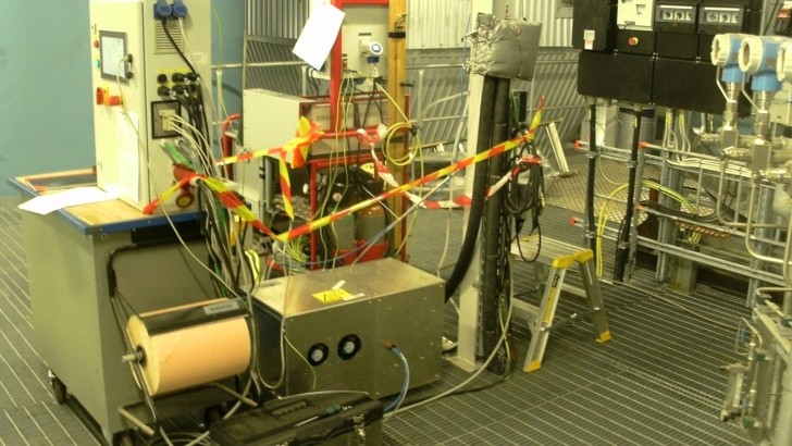 Online tar measurements to control biomass gasification