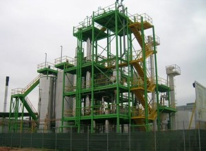 PERSEO bioethanol plant (IMECAL)