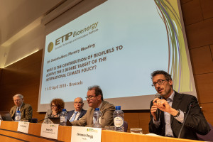 Brussels, 11-12 April 2018: ETIP BioEnergy, EUROPEAN TECHNOLOGY AND INNOVATION PLATFORM BIOENERGY 8th Stakeholder Plenary Meeting