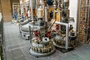 Bioreactors © Bio Base Europe Pilot Plant
