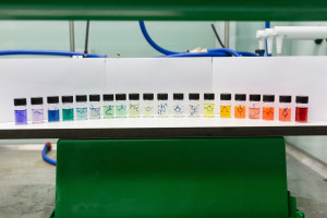 Samples of solvents © University of York