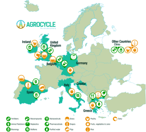 AgroCycle Map