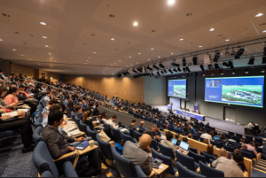 Conference Opening at the 26th EUBCE 2018 in Copenhagen, Denmark.