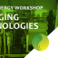ETIP Bioenergy Workshop on Emerging Technologies