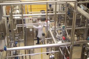 Processing pilot plant (CTC, Spain).