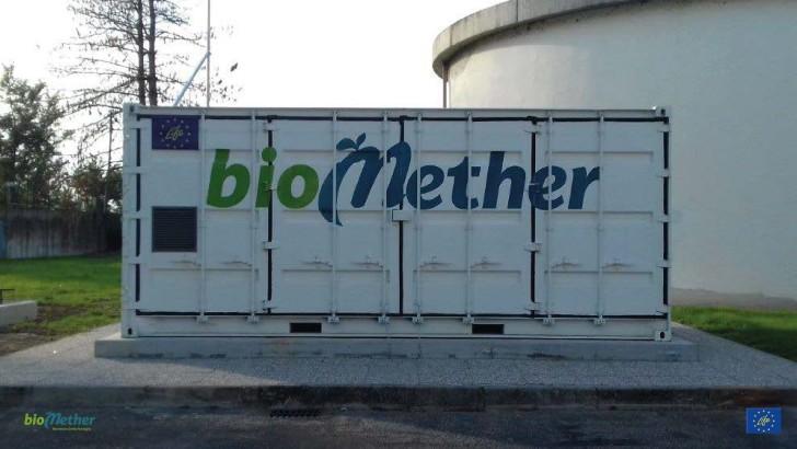 Biomethane in Emilia-Romagna: BioMethER Life+