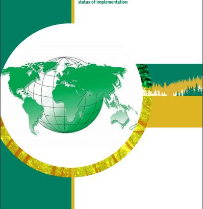 IEA Bioenergy Country Reports 2018