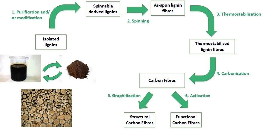 lignin-valorisation-cycle