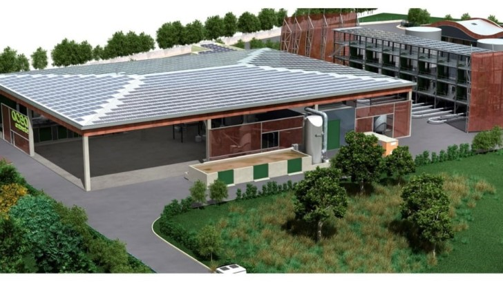 New HTC plant in Italy will produce biofertilizer and biocoal from sewage sludge
