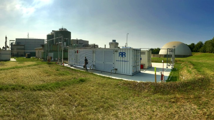 Production of renewable gas through the methanation of CO2: ProGeo relies on HYSYTECH for plant technology