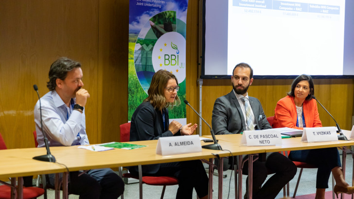 Funding opportunities for Bio-based Industries in 2019