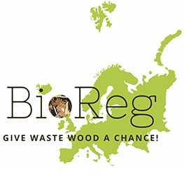 Valorising wood waste for energy and materials in Europe: BIOREG Project