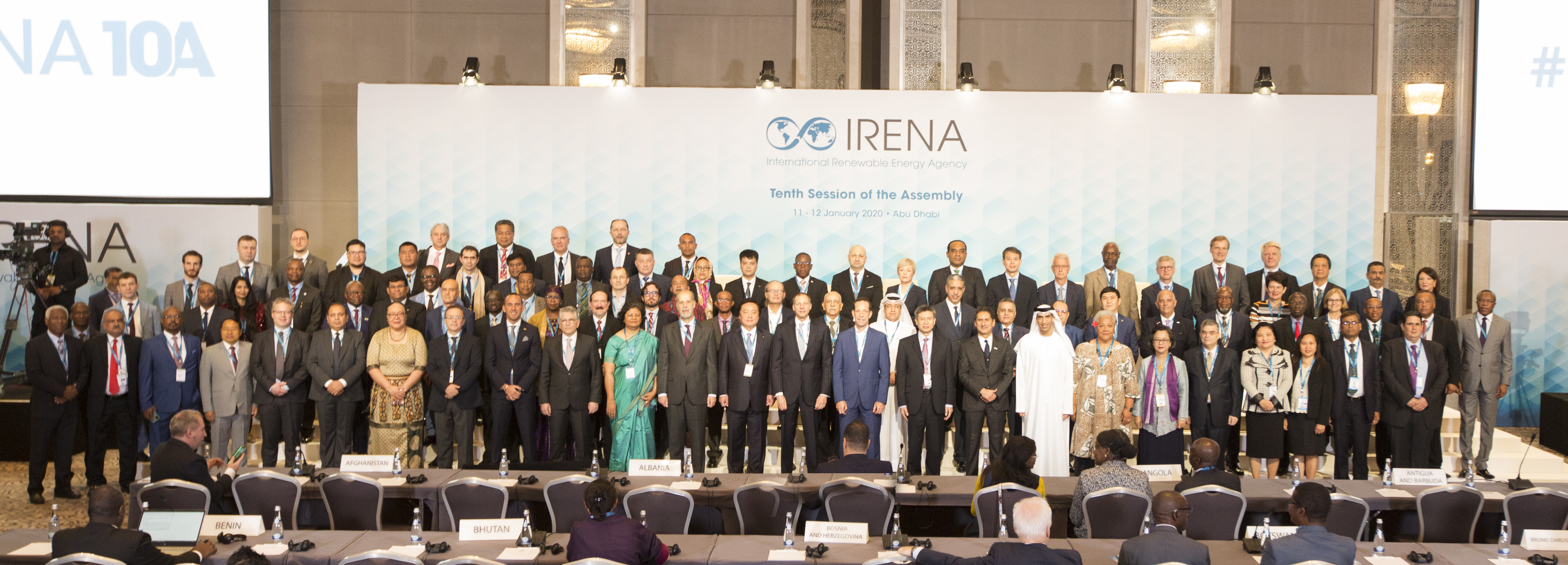 150-countries-gather-for-discussions-on-energy-transformation-at-10th-irena-assembly