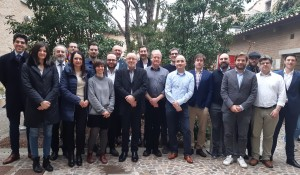 TO-SYN-FUEL Advisory Board and project partners, Fondazione Flaminia in Ravenna, Italy. Credit: ETA-Florence Renewable Energies.